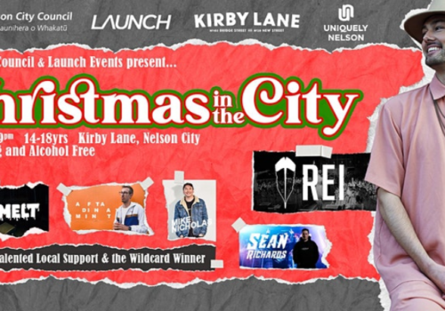 Christmas In The City! A Youth Mini-Fest: LAUNCH