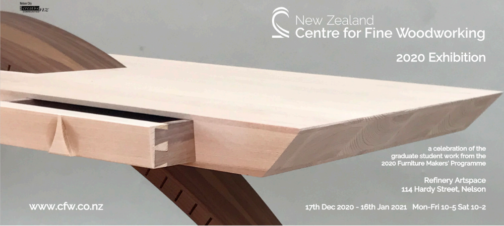 New Zealand's premier furniture making, woodworking & design school offering short courses, workshops, master classes and the 32-week intensive Furniture Makers Programme.