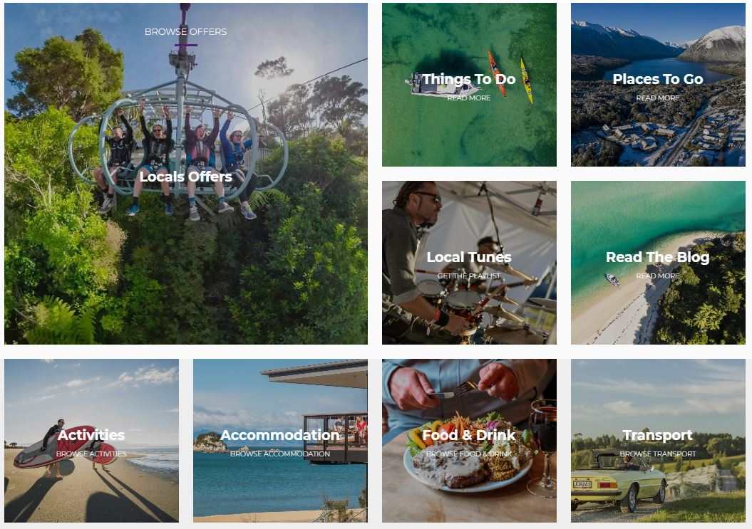 The official page of Nelson Tasman, South Island, New Zealand. Share your pics with us using #nelsontasman