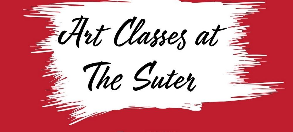 Enrollments Are Now Open For 2021 Term One Art Classes At The Suter. Get In Touch To Secure Your Place Or To Learn More! The Suter | Nelson Tasman | Uniquely Nelson
