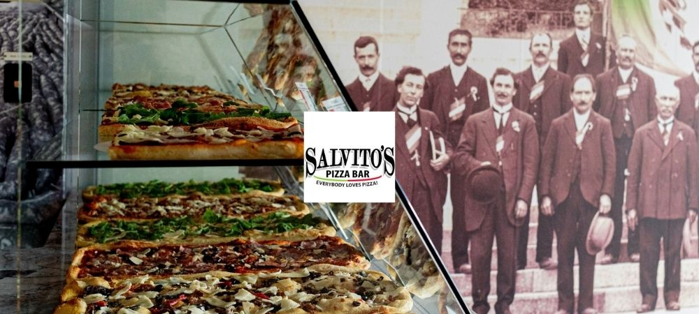 Salvito's Pizza Bar updated business hours.