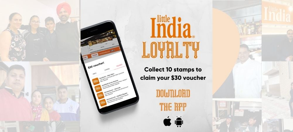 Dine With Little India And Get Rewarded!