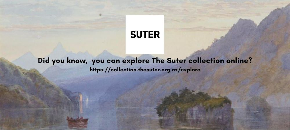 Explore The Collections At The Suter